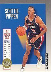 Scottie-Pippen-NBA-Basketball-Cards-Lot