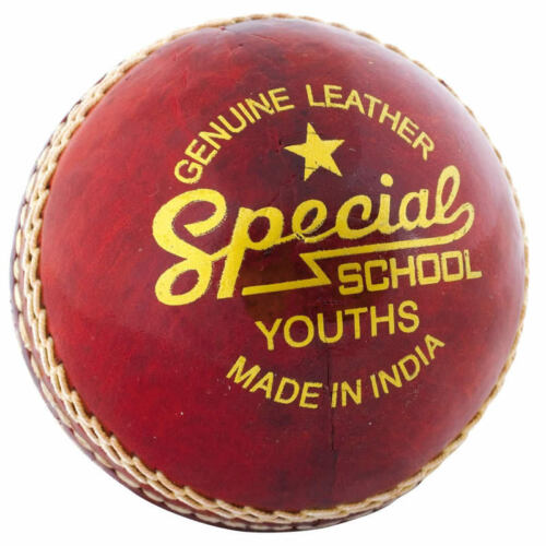 NEW Readers Leather Practice Cricket Ball Training Youths School Balls