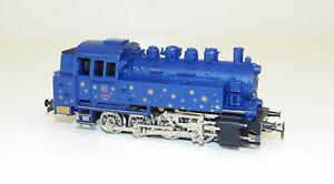 Maerklin-30321-H0-Weihnachtszug-2001-mit-BR-81-5-Flachwagen-NEU-OVP-S