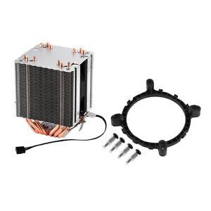 6 Heatpipe 4Pin 90mm CPU Cooler Fan Heat Sink for AMD INTEL 775 1150 1151 1155