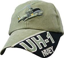 U.S. Army UH-1 Huey baseball cap. OD Green