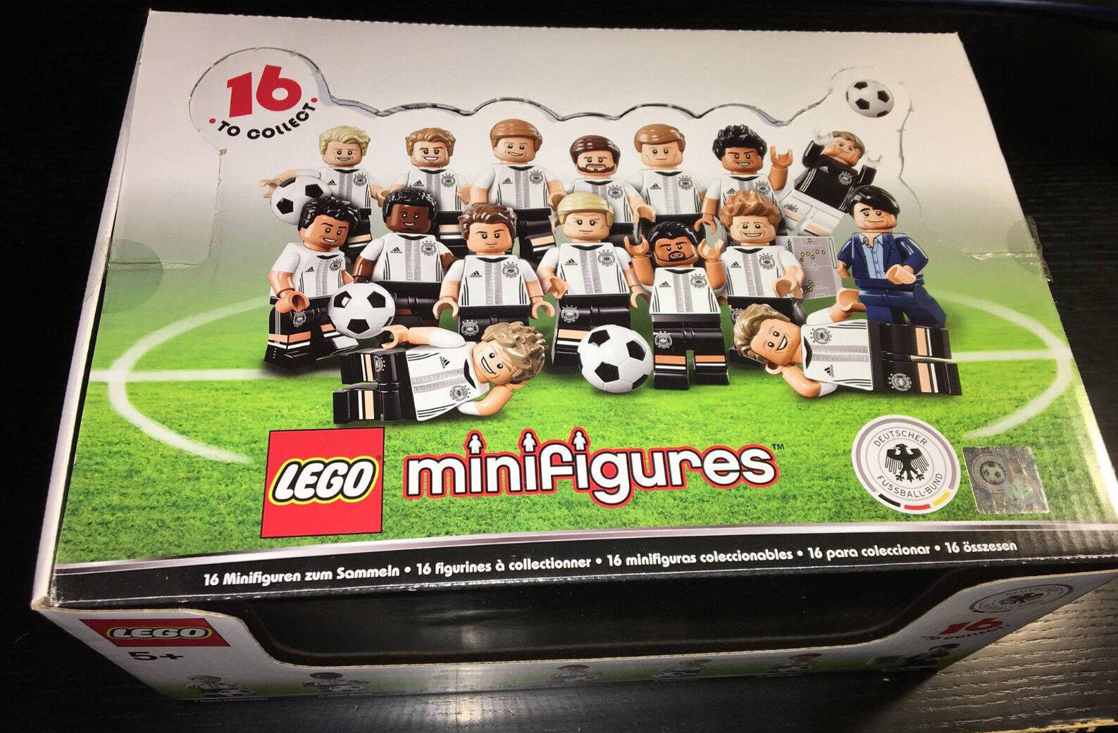 LEGO  71014 Die uomonschaft DISPLAY (scatola 60)   Neu & OVP   nuovo & Sealed  garanzia di credito