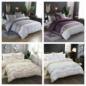 Clearance-Duvet-Cover-For-Comforter-Bedding-Set-King-Queen-Size-Soft-Pillowcases
