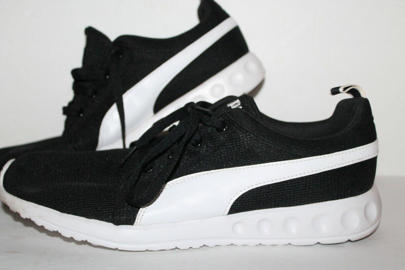 PUMA Carson Runner Sneaker Shoes Black