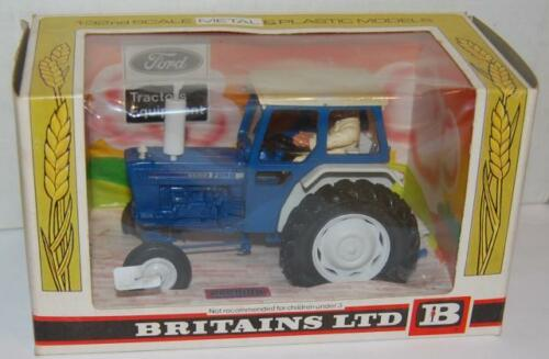 Britains Ford 6600 decal set only including roof decal