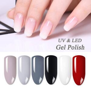 Opale-Gel-Polish-UV-Nail-Art-Vernis-a-Ongles-Semi-permanent-Manucure-BORN-PRETTY