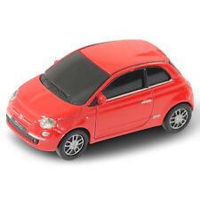 CHIAVETTA USB FIAT 500 CINQUECENTO 8GB ROSSA FLASH DRIVE PENDRIVE IDEA REGALO