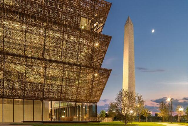 Nmaahc National Museum Of African American History Culture