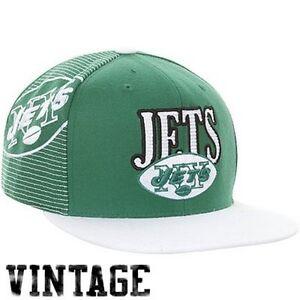 New York Jets NFL Snapback Hat Mitchell   Ness new NFC Football NY ... 39c180b105ed
