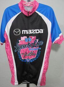 38b635381 MUMU Cycling Apparel Women s Small Cycling Jersey Lycra   Lace ...
