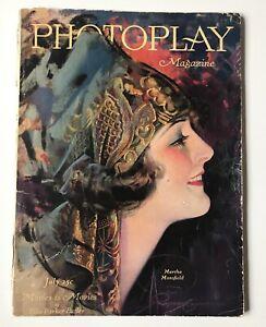 Photoplay-Magazine-July-1920-RARE-Gloria-Swanson-Olive-Thomas