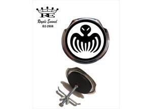Dynamique Royale Voiture Grill Badge + Raccords-james Bond 007 Spectre-b2.2958-afficher Le Titre D'origine Promouvoir La Santé Et GuéRir Les Maladies