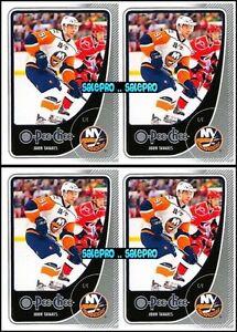 4x-OPC-2010-JOHN-TAVARES-NHL-NEW-YORK-ISLANDERS-MINT-SUPERSTAR-CARDS-457-LOT