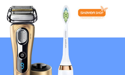 20% off at Shaver Shop*