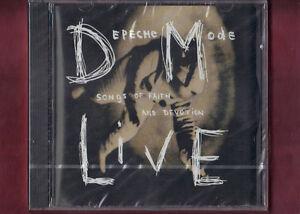 DEPECHE-MODE-SONGS-OF-FAITH-AND-DEVOTION-LIVE-CD-NUOVO-SIGILLATO