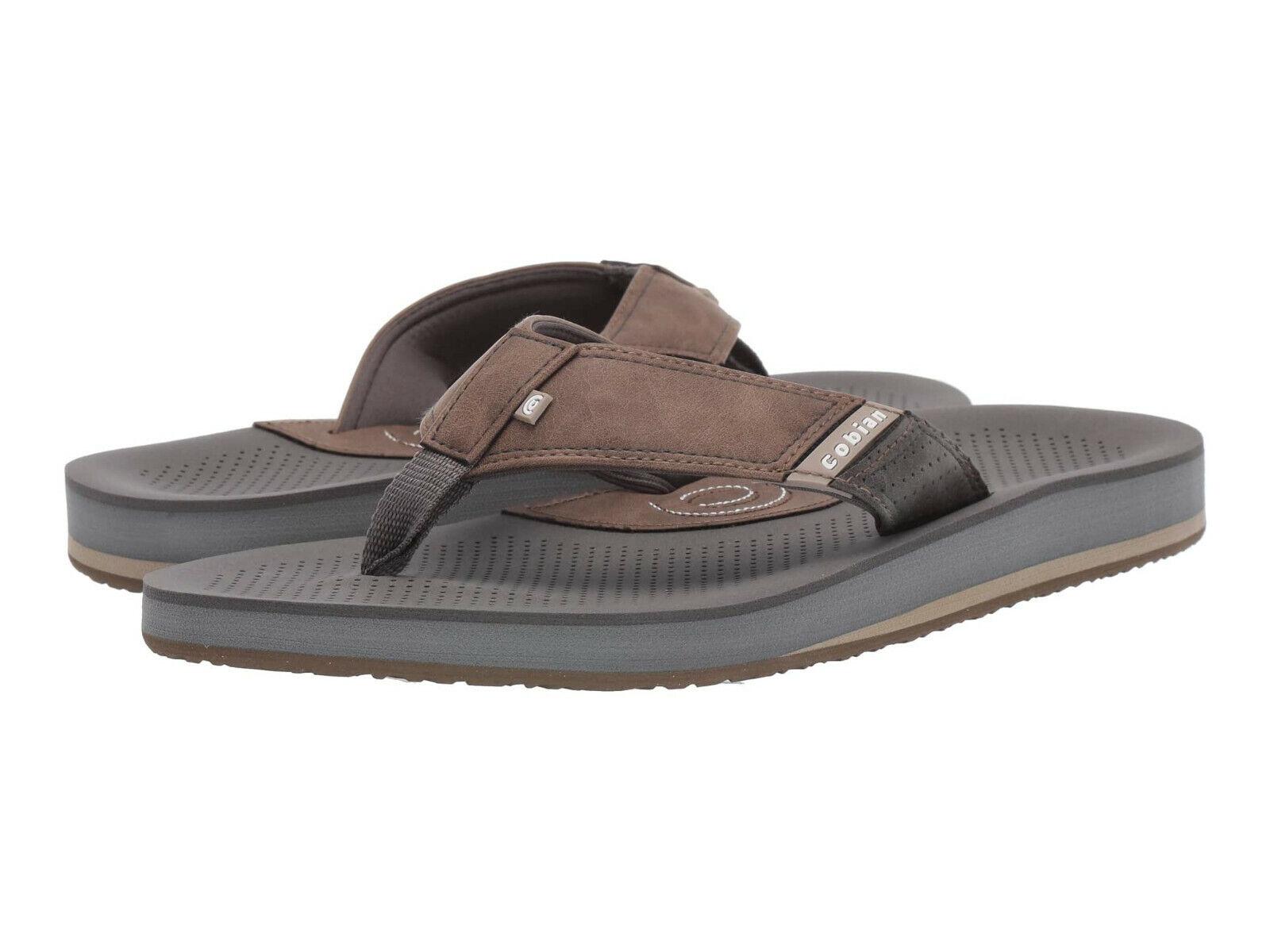 Men Cobian ARV2 FlipFlop Sandal ARV19-201 Chocolate 100% Authentic Brand New
