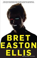 Less Than Zero,Bret Easton Ellis- 9780330519045