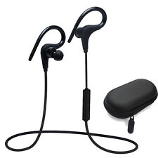 Wireless Bluetooth Headset Sport Earphone Stereo Headphone for Samsung iPhone LG