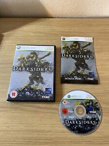 DARKSIDERS-Xbox-360-PEGI-18-Beat-Em-Up-hack-and-slash-veloce-e-gratis-P-amp-P