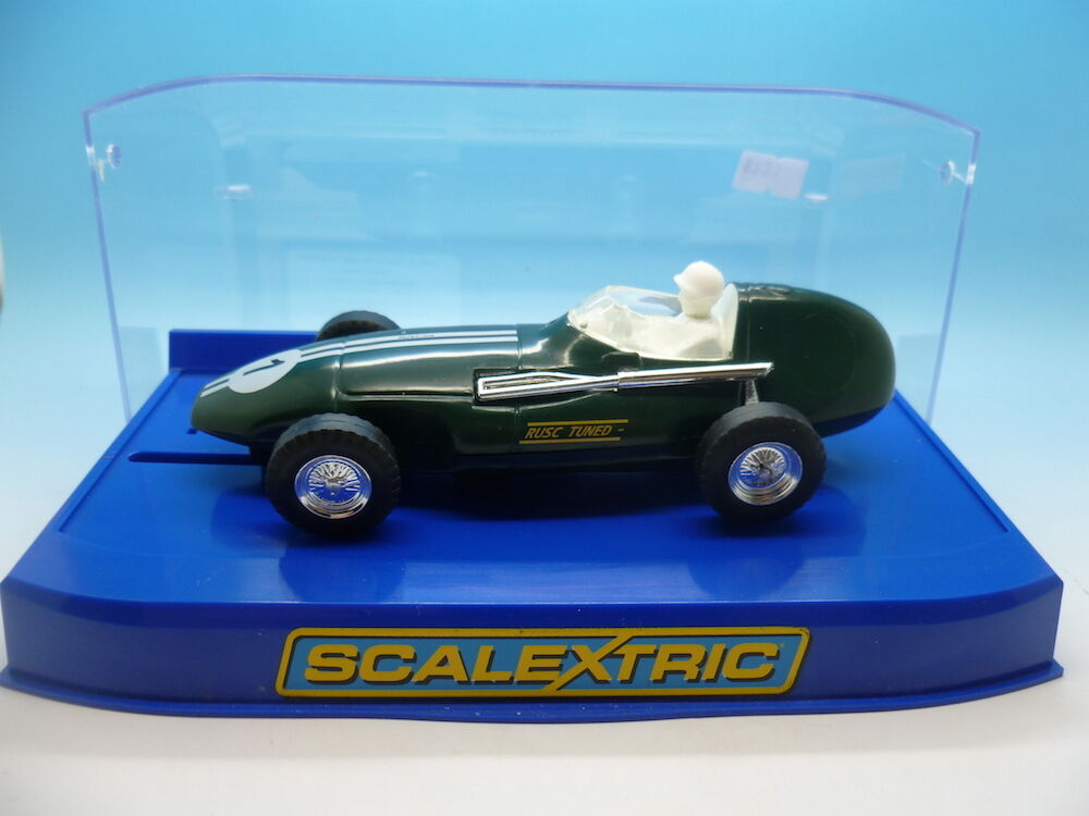 Scalextric RUSC Limited Edition Vanwall one of only 10, mint unused