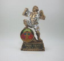 Cornhole, Bean Bag Toss Trophy Award. Free Engraving.