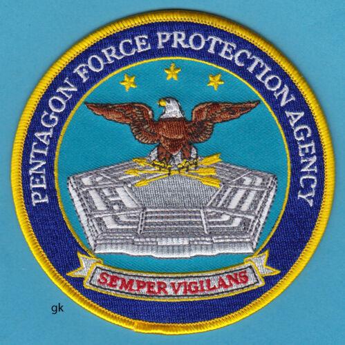 PENTAGON PROTECTION AGENCY SHOULDER POLICE PATCH