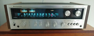 Kenwood-KR-6400-Stereo-Receiver-all-new-lamps-tested-good