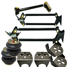 Weld On Parallel 4 Link Suspension Hot Rod Rat Truck Classic Car Air Ride Kit