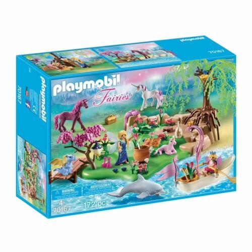 Playmobil Fairies Einhorninsel NEU OVP 70167
