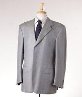 $2995 D'avenza Mint Green Woven Pattern Wool-silk Sport Coat 44 R on Sale