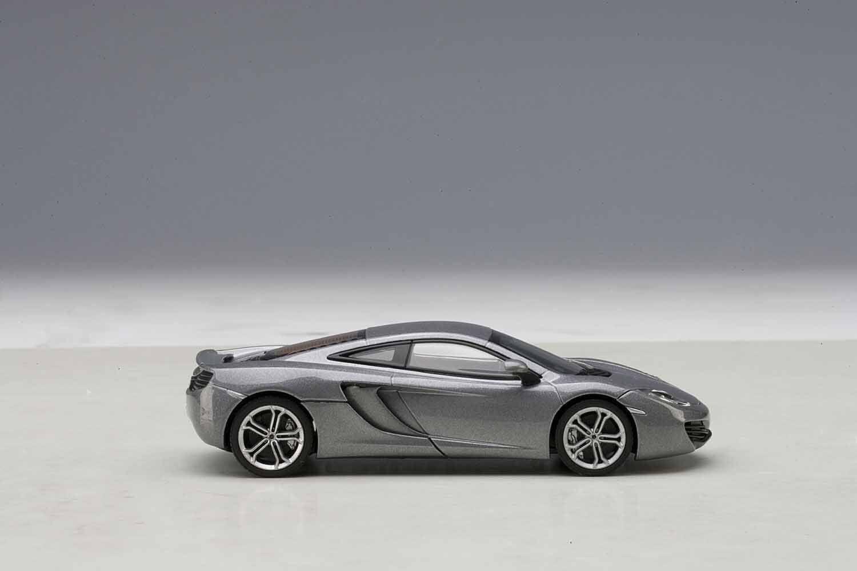 AUT56007 - Voiture de de de sport - McLaren MP4-12C de couleur Argent  - 1 43 0da37c