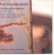 (AR703) The Pradise Motel, Hollywood Landmines - DJ CD