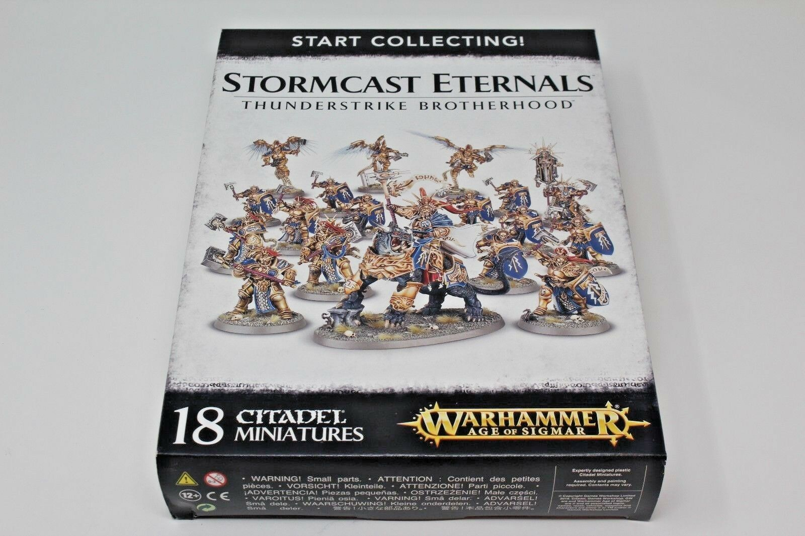 Warhammer Stormcast Eternals Thunderstrike Brotherhood Start Collecting