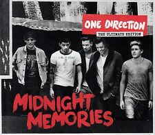 ONE DIRECTION : MIDNIGHT MEMORIES / CD (IM DIGI-BOOK) - TOP-ZUSTAND