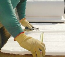 1 Cerablanket 36x24 Ceramic Fiber Blanket Insulation 8 Thermal Ceramics 2400f
