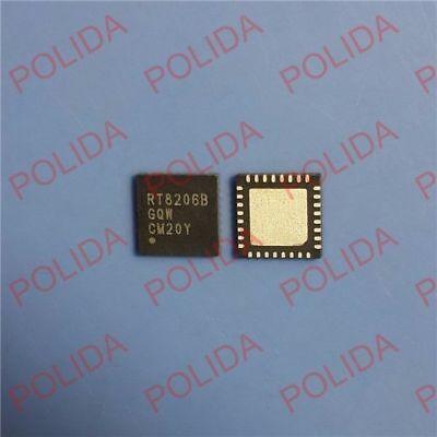 10PCS x Original Richtek RT8206A  RT8206AGQW  QFN IC Chip Free Shipping