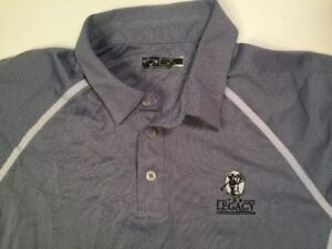 Details about Callaway Long Sleeved Shirt Gray Size XL Legacy Golf Tennis  Port St Lucie FLA