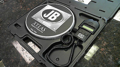 Just Better JB Atlas Refrigerant Charging Scale Weighs up to 220 lbs