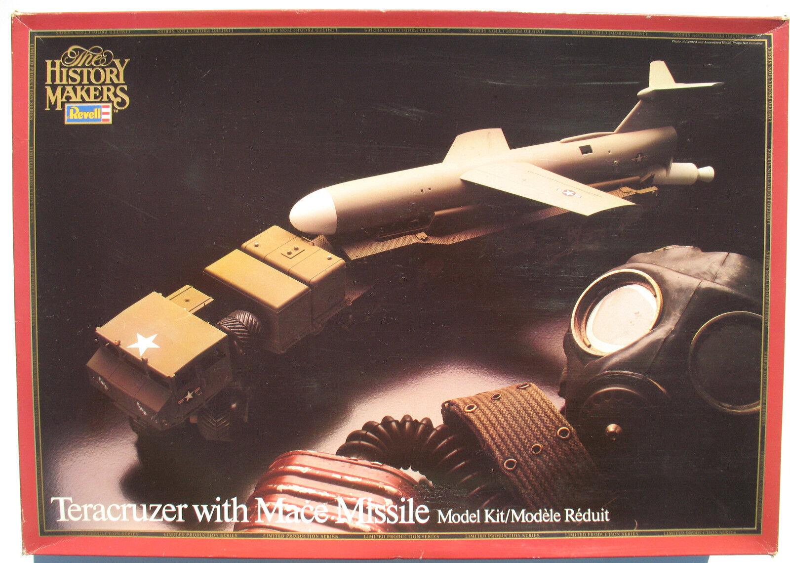 Revell 8628 - Teracruzer with Mace Missile - 1 32 - Rakete Modelbausatz Kit