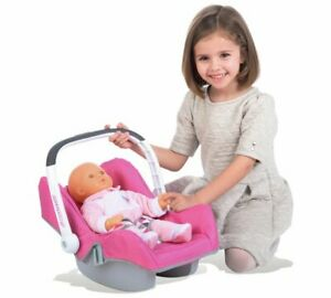 Maxi-Cosi Dolls Car Seat Adjustable Handle Folds Down Easy For Storage NEW_UK