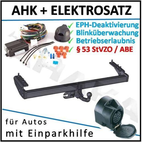 Anhängerkupplung ES13 Volvo V70 II Kombi Bj 00-07 EPH-Deaktivierung Einparkhilfe