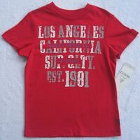 Guess Boys Red T-shirt(size 3toddler)