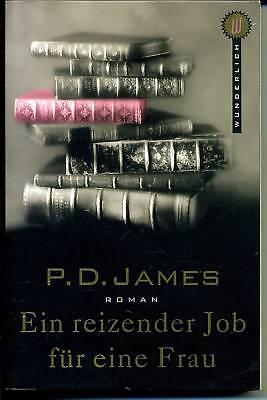 Bücher Sonnig Ein Reizender Job Für Eine Frau-p.d.jamese-tb