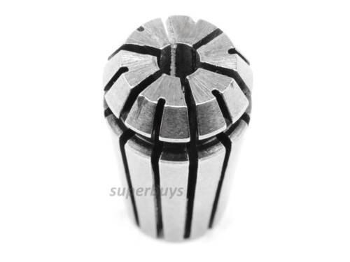 """1//8"""" 3.175mm ER11 Collet Lathe Spring Drill Bit Clamping CNC Milling Clamp Tool"""