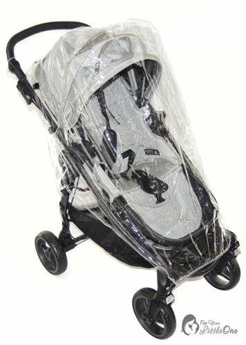 Cochecito de bebé Cochecito Protector Contra la Lluvia De Pvc Con Protección Uv Graco Evo Compatible