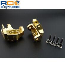 Hot Racing Axial SCX10 II 2 Brass Heavy Metal Front Knuckles SCXT21HM