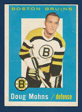DOUG MOHNS 59-60 TOPPS 1959-60 NO 58 EXMINT 4