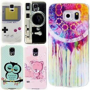 Huawei-celular-PROTECCIoN-CUBIERTA-ETUI-CASE-silicona-cover-design-motivo-lamina