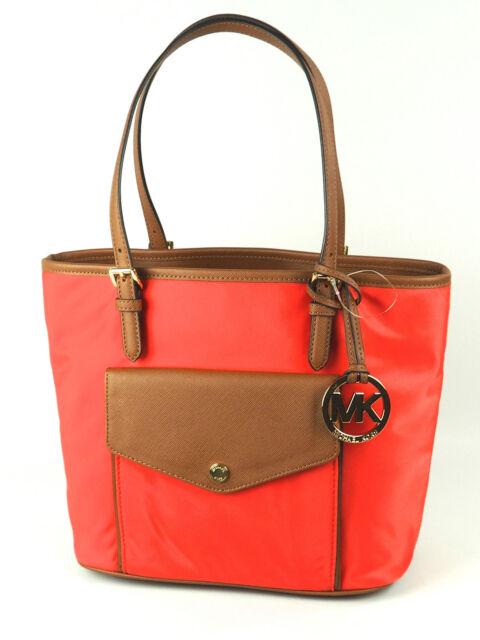 3445221922ba Michael Kors Tasche Schultertasche Bag Shopper Megan Palm günstig ...