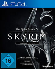 The Elder Scrolls V - Skyrim (Special Edition) (Sony PlayStation 4, 2016) OVP